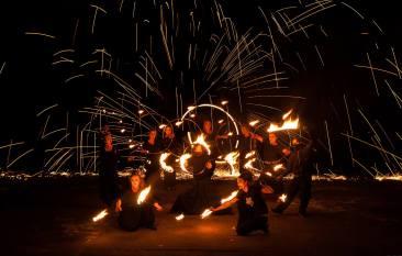 BTFP Japanese Fire